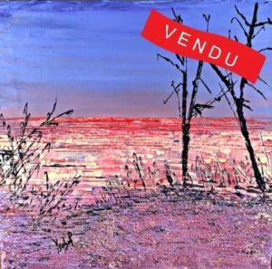 toile artiste peintre Landes Ysabel Laffitte