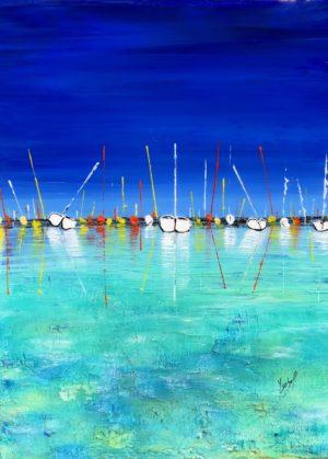 Ysabel LAFFITTE Artiste Peintre Landes
